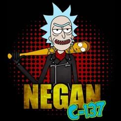 تیشرت Rick Negan