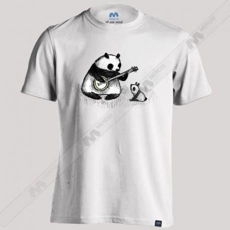 تیشرت Banjo Panda