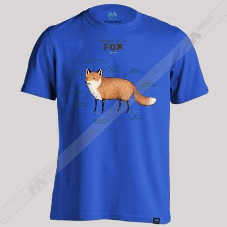 تیشرت Anatomy of a Fox