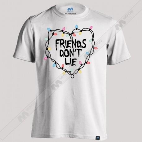 تیشرت Friends don't lie