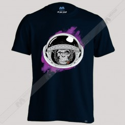 تیشرت Monkey in space suit Art