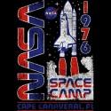 تیشرت NASA Camp 1976