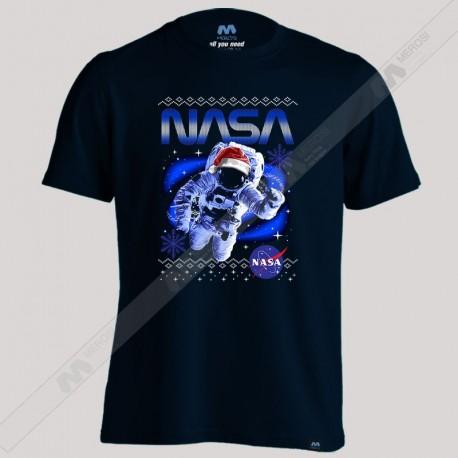 تیشرت Astronaut Santa Ugly Christmas Sweater