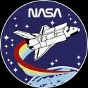 تیشرت NASA Rocket