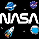 تیشرت NASA Space Icons