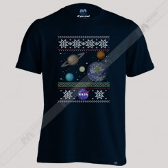 تیشرت NASA Planet Sweater