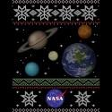 تیشرت NASA Planet Sweater