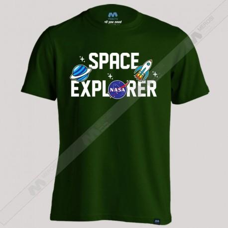 تیشرتNASA Explorer