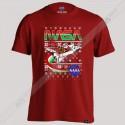 تیشرت Santa's Rocket Christmas Sweater