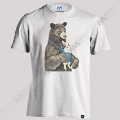 تیشرت the bear au pair