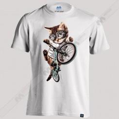 تیشرت BMX CAT