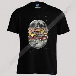 تیشرت Moon Burger