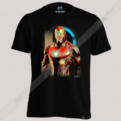 تیشرت Iron Glow