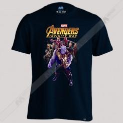 تیشرت Thanos and Heroes