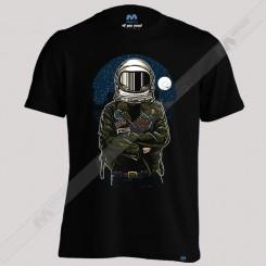 تیشرت Astronaut Rebel