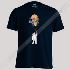 تیشرت balloon universe