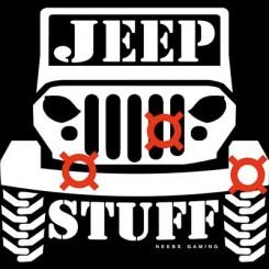 تیشرت Jeep Stuff