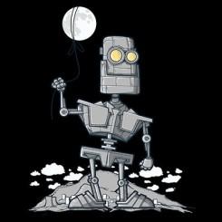 تیشرت The Moon is my Balloon
