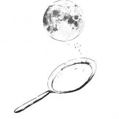 تیشرت Fry Me to the Moon