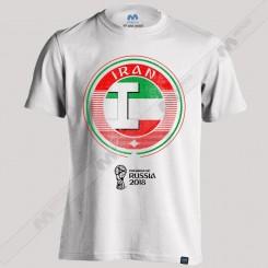 تیشرت Iran Team Circle