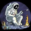 تیشرت Camping Astronaut