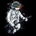 تیشرت space guitar