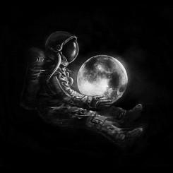 تیشرت Moon Play