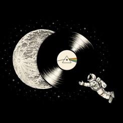 تیشرت The Dark Side of the Moon
