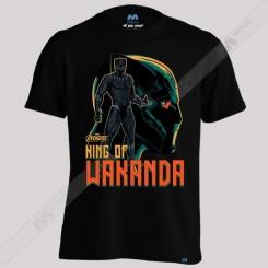 تیشرت King of Wakanda