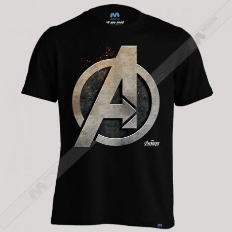 تیشرت Iron Avengers