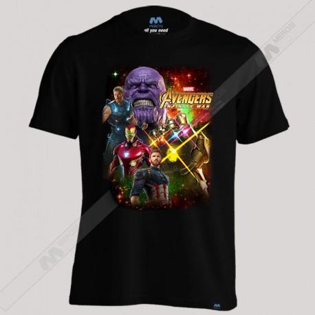 تیشرت Thanos and Avengers