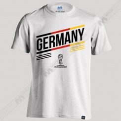 تیشرت Germany Stripes