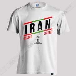 تیشرت Iran Stripes