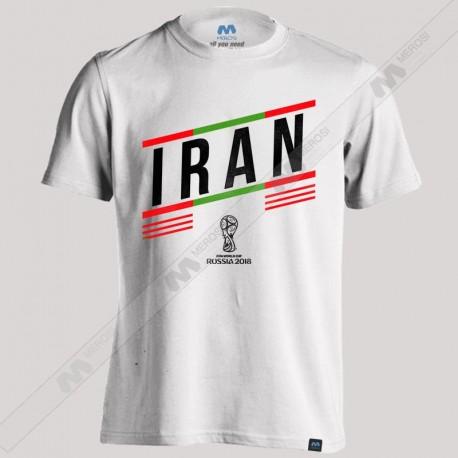 تیشرت Iran Stripes