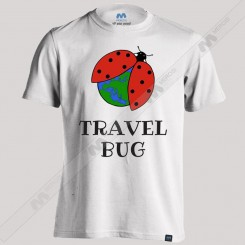 تیشرت travel bug