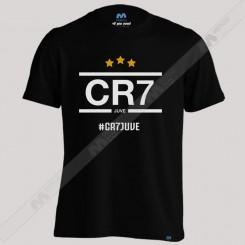 تیشرت CR7 Juve