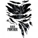 تیشرت Black Panther Breaks Through