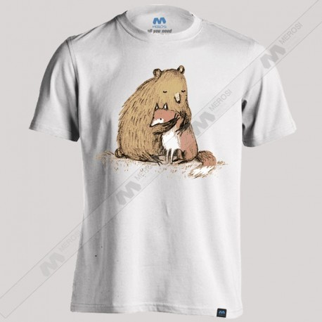 تیشرت Grizzly Hugs