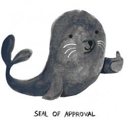 تیشرت Seal Of Approval
