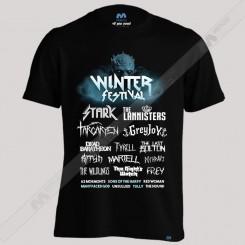 تیشرت Winter Festival