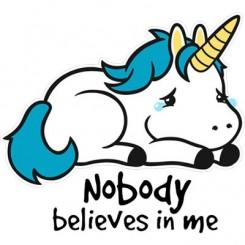 سویشرت Nobody Believes in me