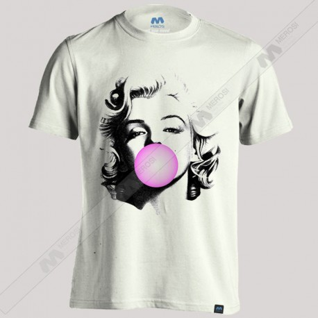 تیشرت Marilyn Chewing Gum