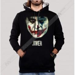 سویشرت طرح Two Joker Together