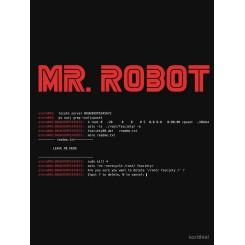 سویشرت Mr Robot Code