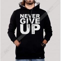 سویشرت Never Give Up
