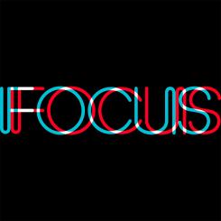تیشرت طرح Focus