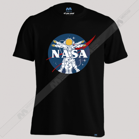 تیشرت طرح Nasa Astronaut