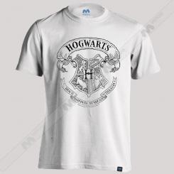 تیشرت طرح Harry Potter Hogwarts