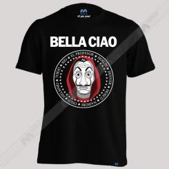 تیشرت طرح Bella Ciao!