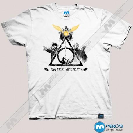 تیشرت Master Of Death Harry Potter